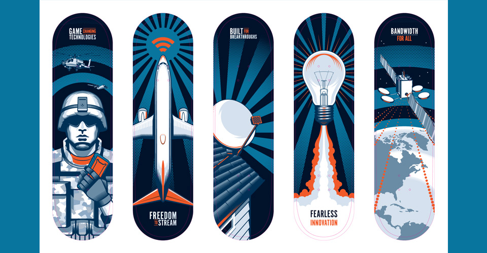 Ben Hasler – Skateboard design