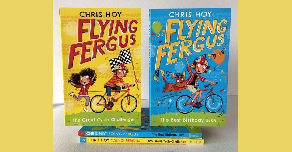 Clare Elsom – Flying Fergus
