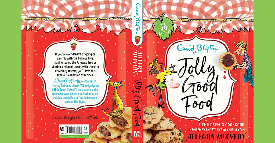 mark Beech- Jolly Good Food
