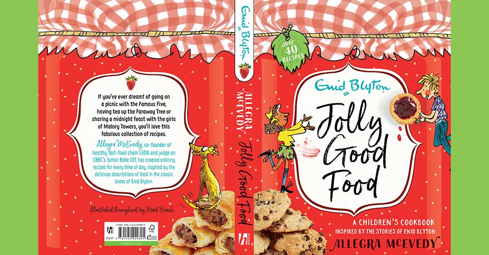 mark Beech- Jolly Good Food