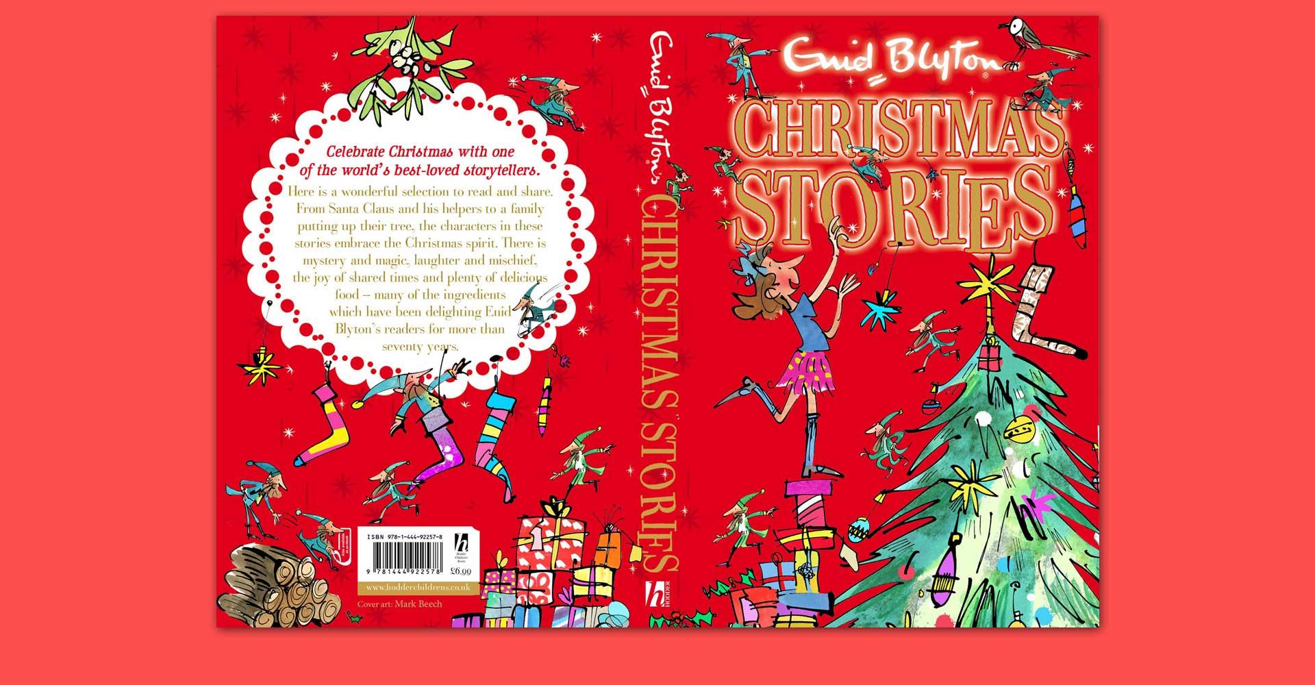 Mark Beech – Christmas Stories